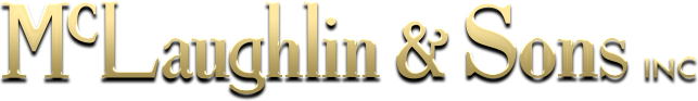 McLaughlin & Sons Inc.